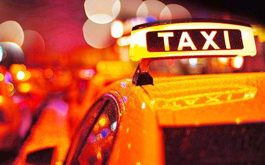 перевозки пассажиров в такси