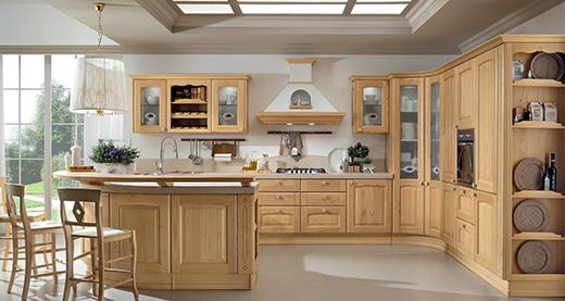 Современные кухни - основные особенности и мебель