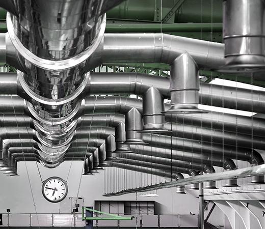 системы вентиляции и фильтрации