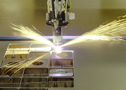 лазерная резка и обработка металла