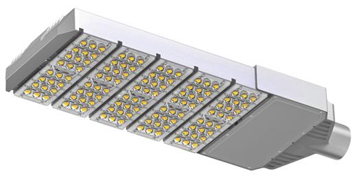 яркие LED светильники для улицы