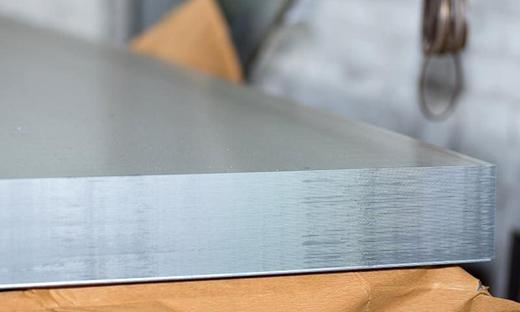 лист стальной оцинкованный