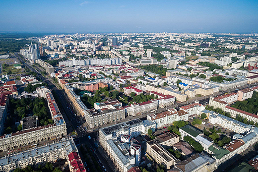 выбор жилья в Минске