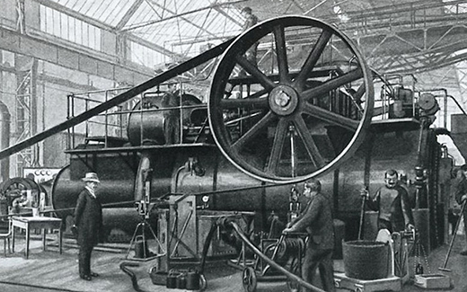 развитие промышленности в Новое время