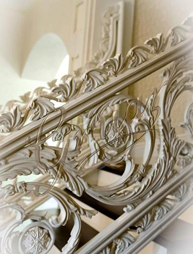 литые декоративные украшения