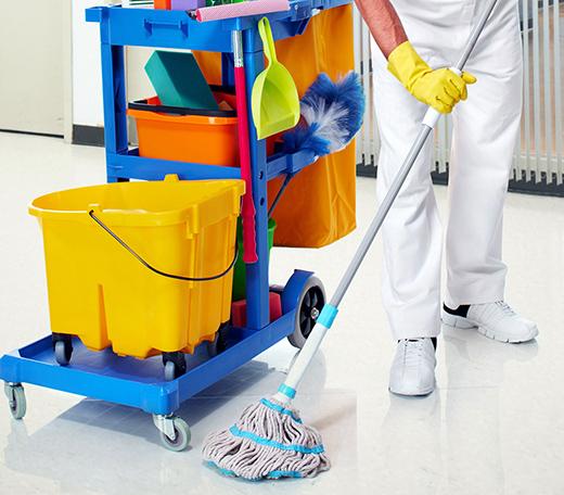 расходные материалы для уборки помещений