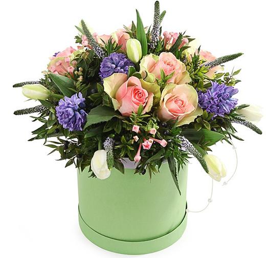 заказ цветов/букетов в России