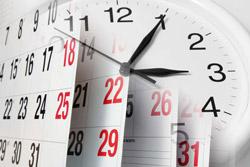 срок оформления время
