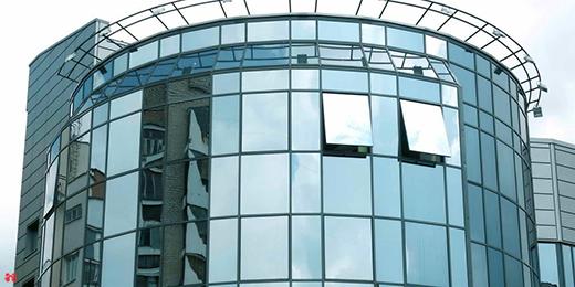 алюминиевые витражи и фасады