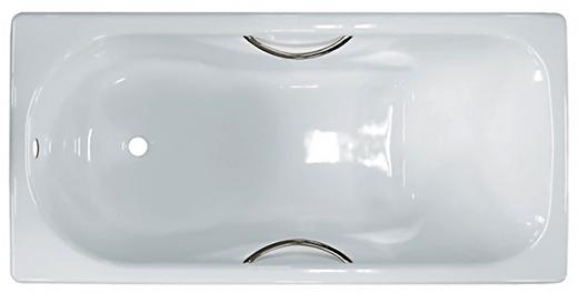 чугунные ванны 170х75
