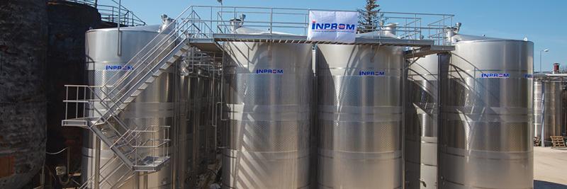Изготовление, поставка и монтаж емкостного и технологического оборудования из нержавеющей стали