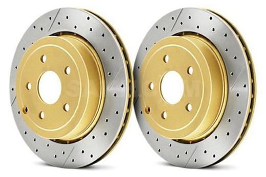 тормозные диски дба