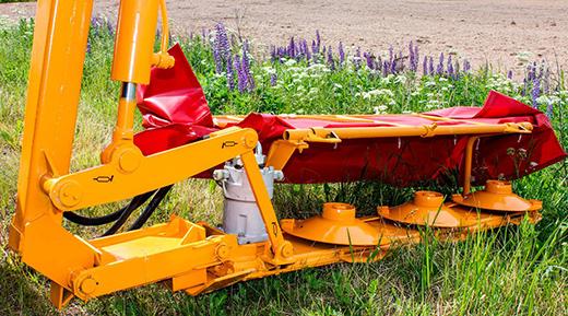 косилки для трактора