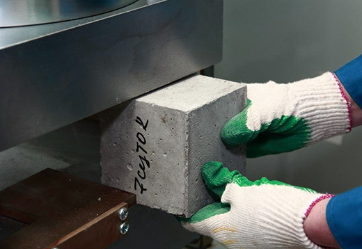 испытания строительных материалов