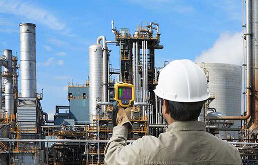 обследование промышленных объектов