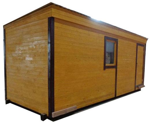 деревянные бытовки