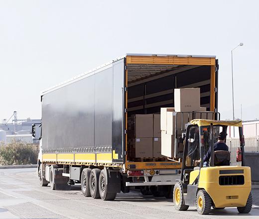 налаженный сервис доставки сборных грузов из Европы