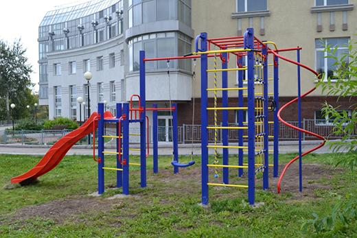 металлоизделия для детских площадок
