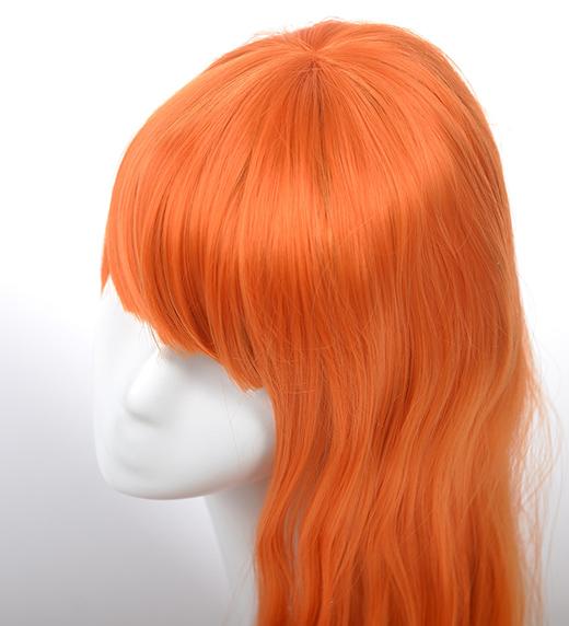 парик рыжего цвета