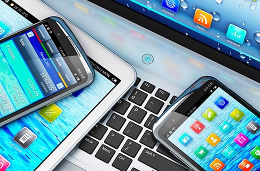 интернет мобильные приложения