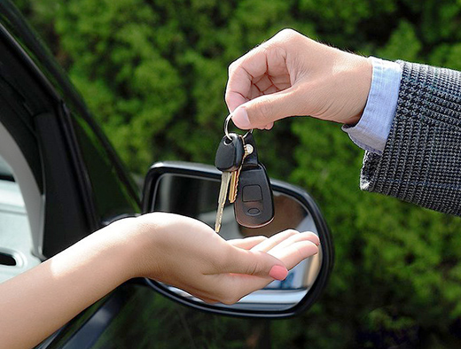 продать авто с пробегом