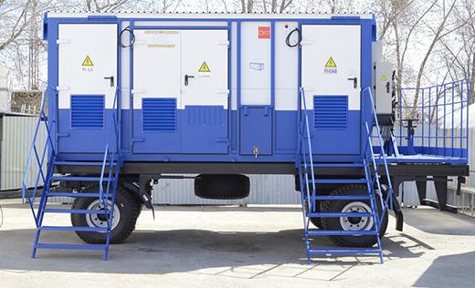 ПКТП - Передвижные трансформаторные подстанции