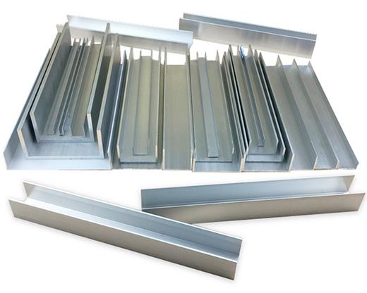анодированный алюминиевый прокат