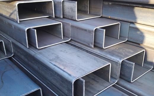 стальной гнутый швеллер