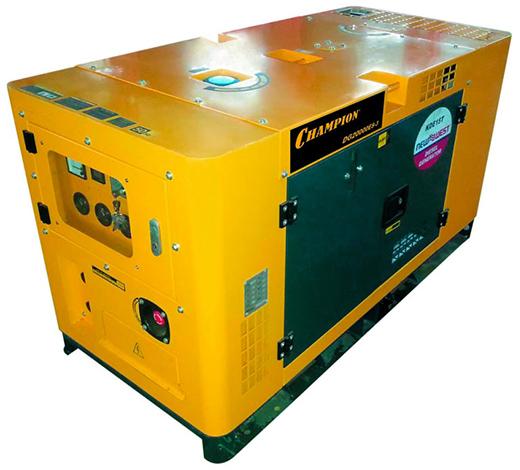 дизельные генераторы на 20 кВт