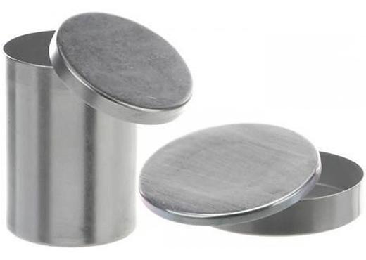 алюминиевые бюксы