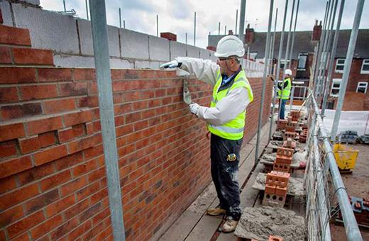 работа строителем в Германии