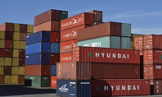 Морские контейнеры 20 футов