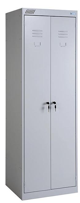 Металлические шкафы для одежды, спецодежды