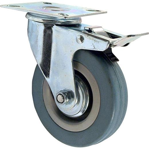 колесные опоры с тормозами
