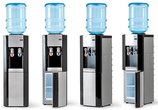 Кулеры для воды с холодильником