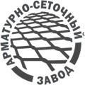 """Логотип компании ЗАО """"Арматурно-сеточный завод"""""""